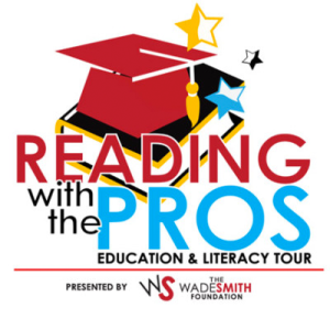 Wade Smith Foundation: Reading with the Pros