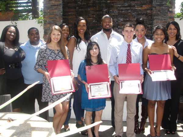 wade-smith-foundation-scholarship-recipients-2013