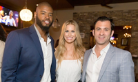 Book launch for former Houston Texans Pro Bowler Wade Smith