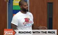 Wade Smith Reading With the Pros