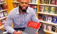 Former Texans Player Wade Smith Tackles Children's Book
