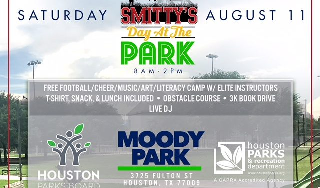 Smitty's Day at the Park 2018