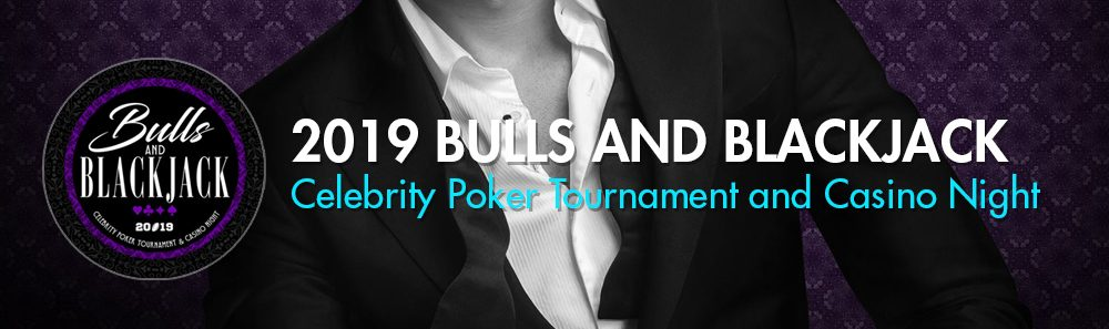 Maria Ho wins 2019 Bulls and Blackjack Tournament, benefiting Wade Smith Foundation.