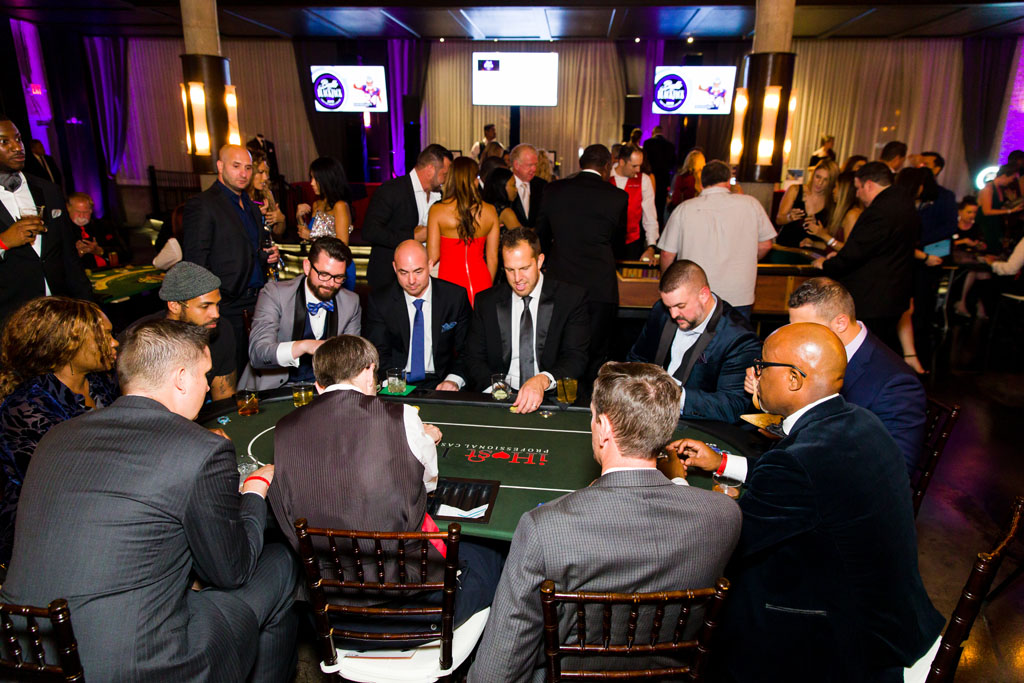 2019 Bulls and Blackjack benefiting Wade Smith Foundation
